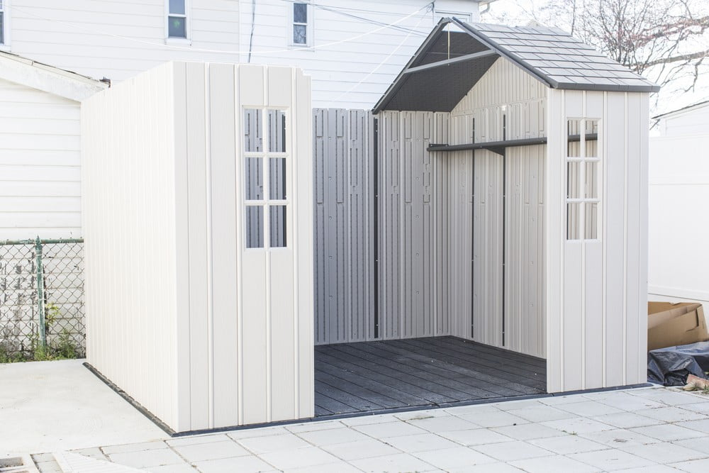 Stars of the Plastic Shed World - SM Garden Sheds