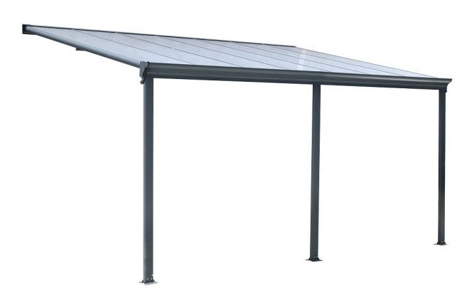 Kingston 10x14 Lean To Carport Patio Cover Main