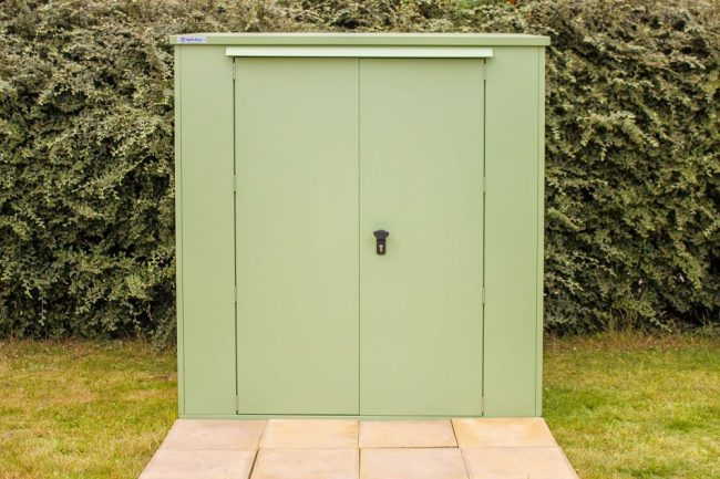 SafeStor - Harrogate 6ft x 3ft Heavy Duty Metal Shed