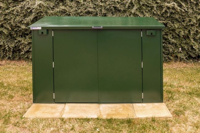 SafeStor - Rippon 6ft x 3ft Heavy Duty Metal Shed