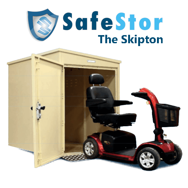 SafeStor - Skipton Heavy Duty Metal Shed